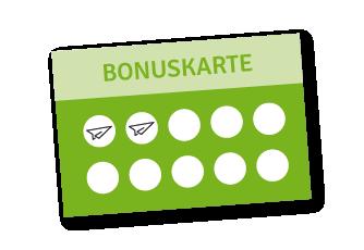 Bonuskarten Bonuskarten